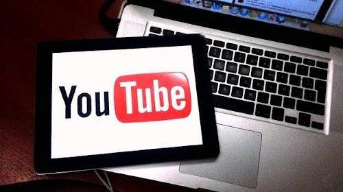 Top 5 anúncios mais populares do YouTube