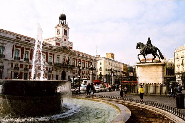 Ruta por madrid en 4 d as que ver en par s londres for Puerta del sol 4