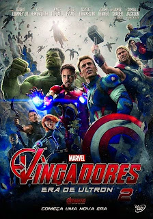 Assistir Vingadores: Era de Ultron Dublado Online HD