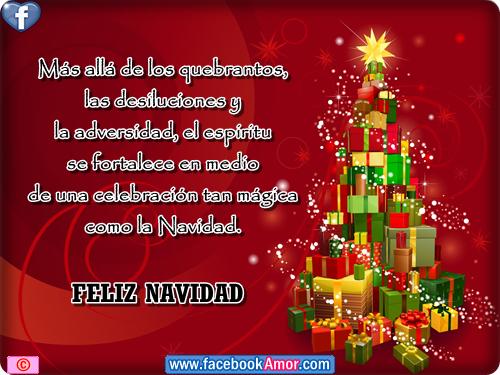 Tarjetas bonitas con frases de navidad im genes bonitas - Postales navidenas bonitas ...