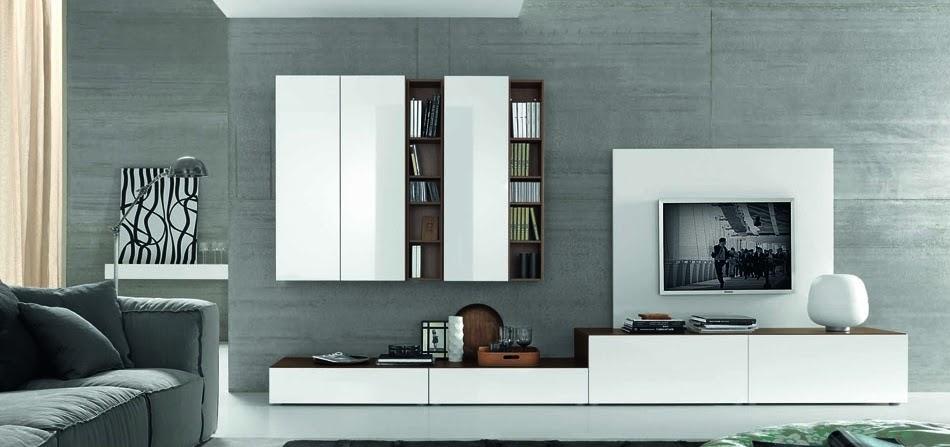 Muebles de dise o refinado europeo ideas para decorar for Muebles tv diseno italiano