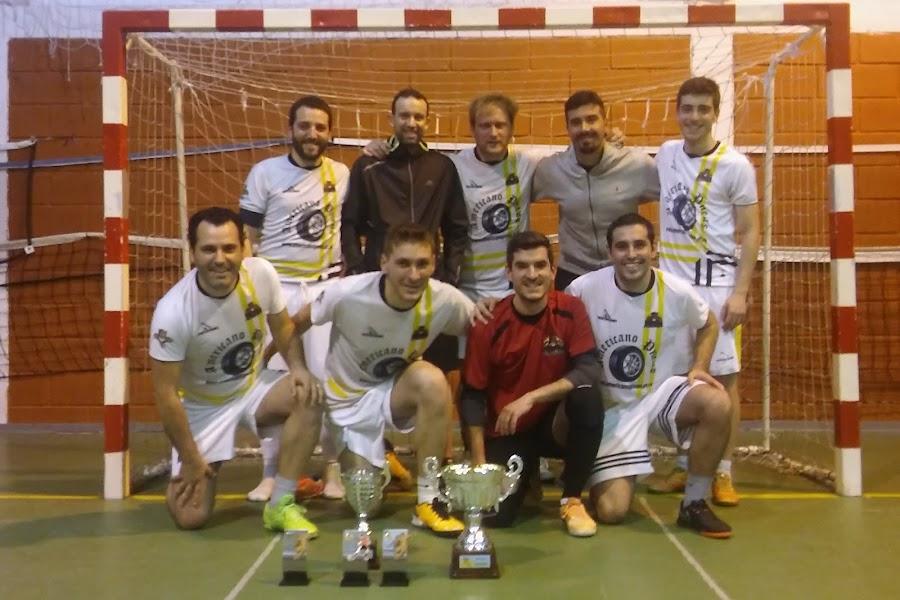 CAMPEÃO da Liga Power Futsal 2017/18