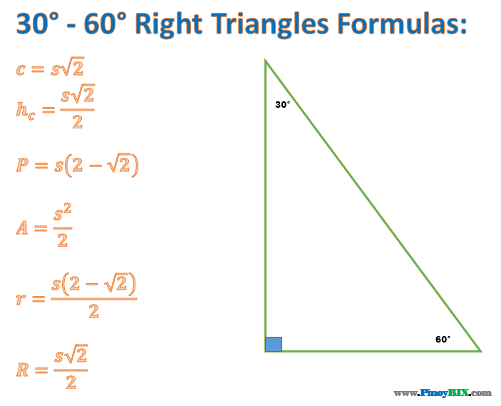 how to find the side length of an equilateral triangle