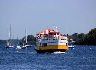 Island Romance ferry
