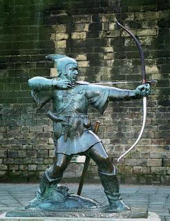 Nottingham+Robin+Hood 10 Misteri Besar Yang Tak Terpecahkan Lalu Dilupakan