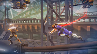 Free Download Strider Reloaded PC Games