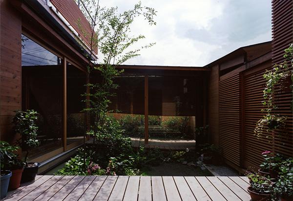 Japan Wood House 05