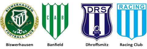 (N) Respecto a los 10 clubes de la primera demo de PES 2013