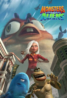 Download - Monsters vs. Aliens S01E09 – HDTV AVI + RMVB Legendado