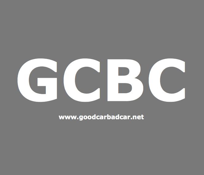 GoodCarBadCar logo