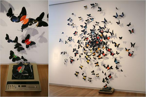 Бабочки на стену своими руками: 7 эксклюзивных идей 14