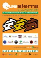 QUESIERRA VILLAMARTIN. 1ª Feria de Productores de Quesos de la Sierra de Cádiz