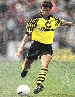 Sezona 1994/95 (Champions League, UEFA Cup, Cup Winner's Cup) Dortmund+2