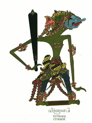 Crafts shadow puppets by Sagio Puppet (4)