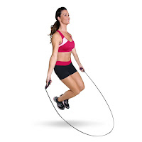 Skipping [Alternative exercise for slim body]