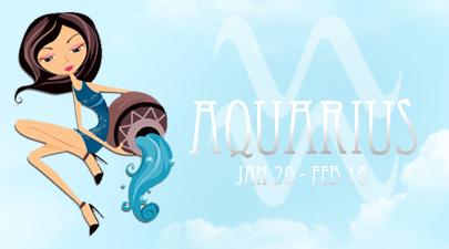 Ramalan Zodiak Aquarius 2012