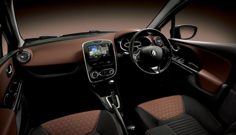 ルノーが「LOVE」をテーマにデザインされた限定車「ルーテシア ガナッシュ」を発表