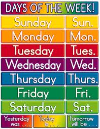 "Jul 11,  · Sure, sure, what are ""days of the week"" if not meaningless names assigned to a seemingly infinite number of sun cycles? Why even have ""names,"" or ""time,"" or ""posts about 'days of the week' on the internet""?"