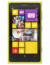 Ponsel Nokia Lumia 1020