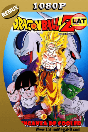 Dragon Ball Z: La venganza de Cooler (1991) Latino HD BDREMUX 1080P ()