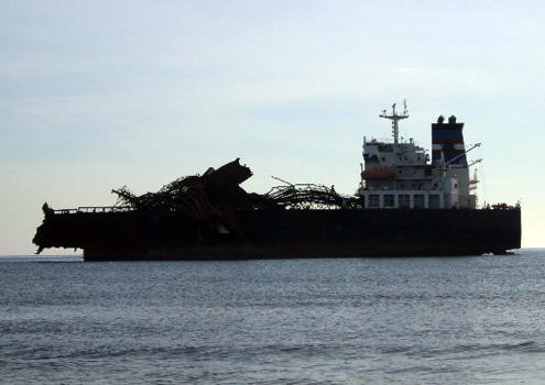 Trục vớt tàu nước ngoài, 4 thợ lặn tử nạn