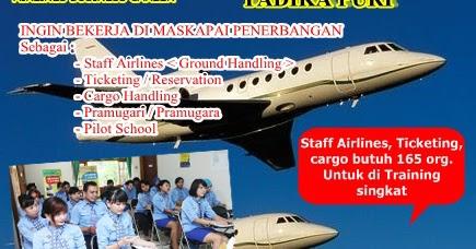 Airlines Busines Career Ground Handling Dapatkan Bekerja