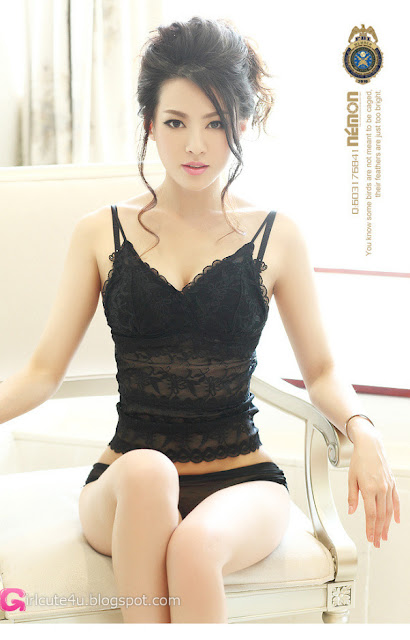 4 Sheng Xin Ran - Mysterious Camilla-very cute asian girl-girlcute4u.blogspot.com