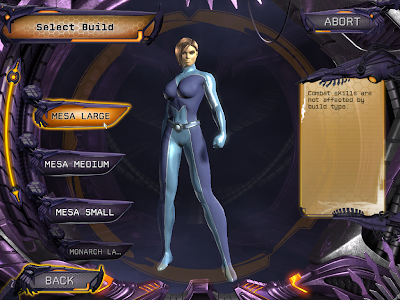 DC Universe Online - Character Creation Build