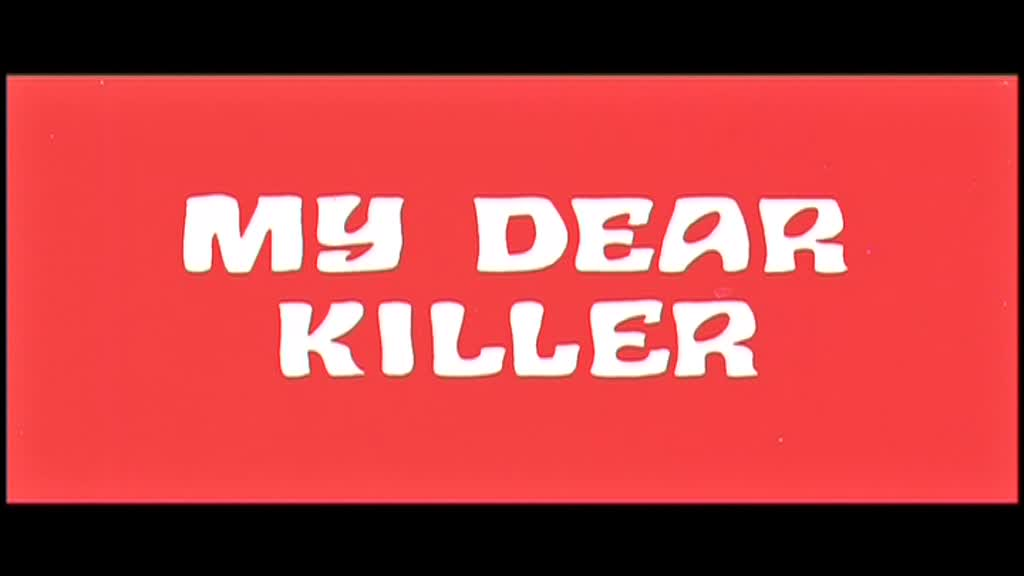DeadShed Productions: My Dear Killer (Tonino Valerii, 1972) DVD ...