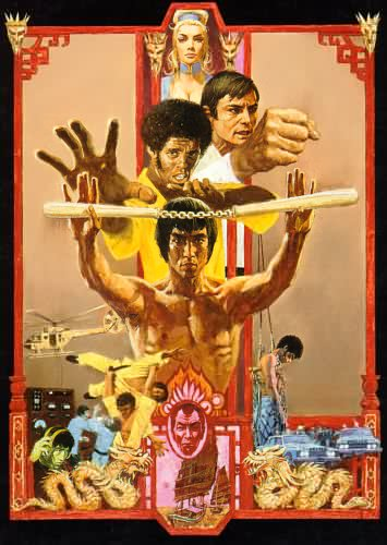 Long Tranh H u -Enter The Dragon (1972) L Tiu Long