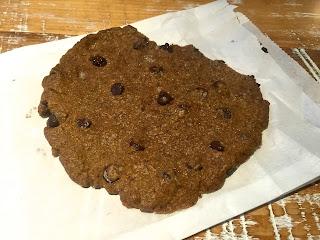 Vegan Cinnamon Espresso Cookie - by CHLOE NYC