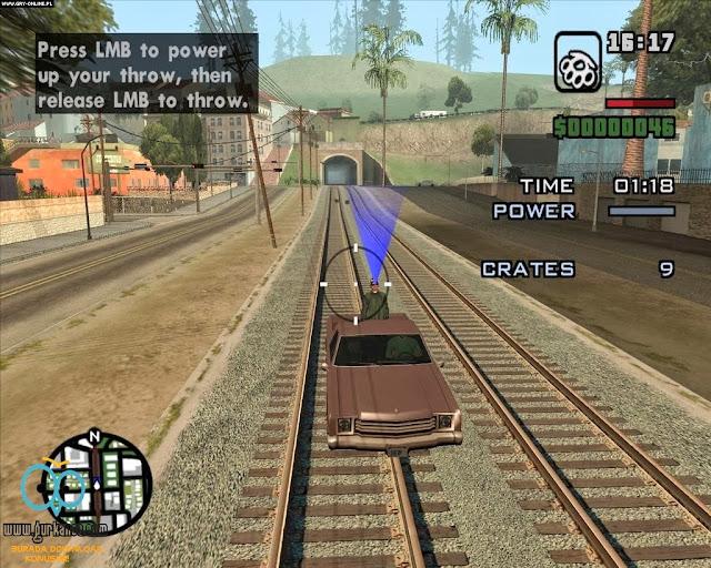 GTA San Andreas - Crack Download + No-CD Fix - PC