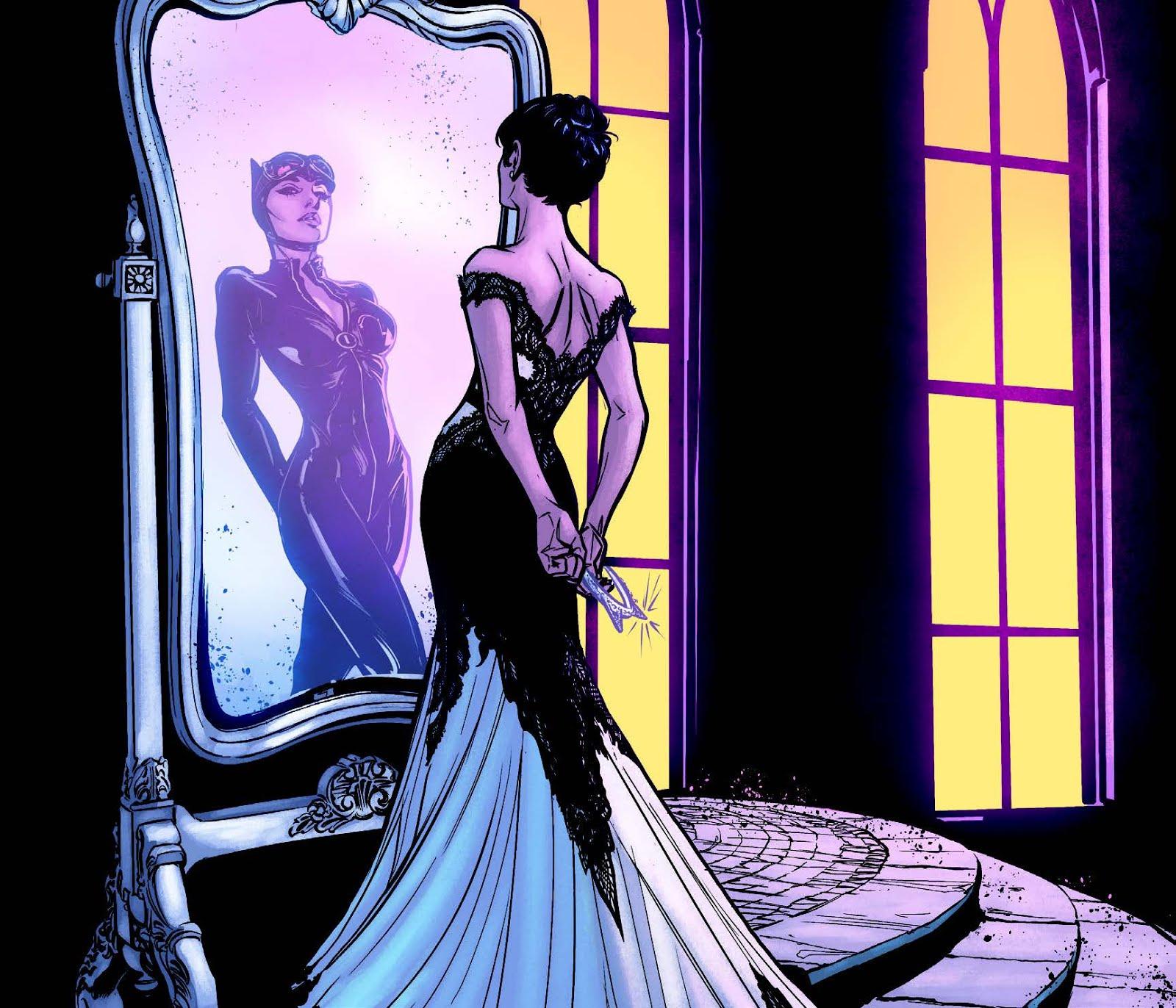 Akihabara Station 秋葉原駅: Cómic: La boda de Batman y Catwoman - DC ...