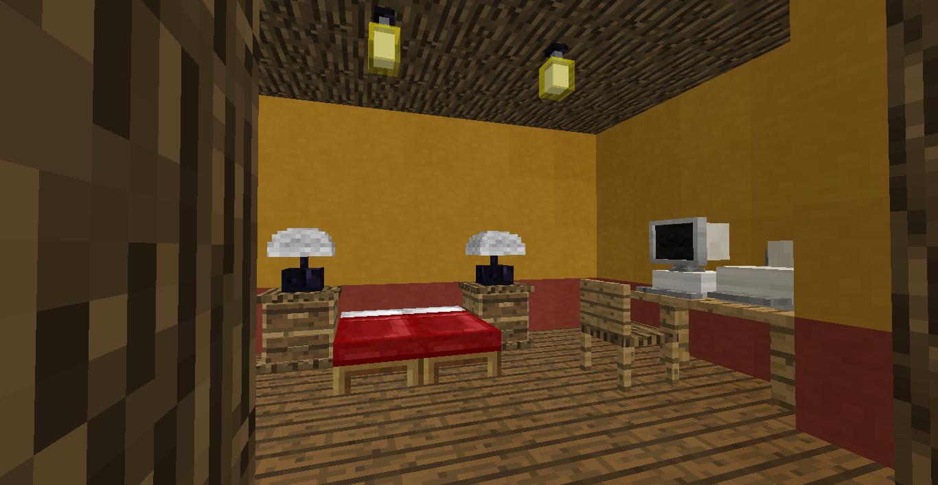 Minecraft en txt furniture mod el mod para hacer muebles for Como hacer muebles en minecraft