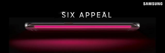 Samsung Galaxy S6 Edge Teaser