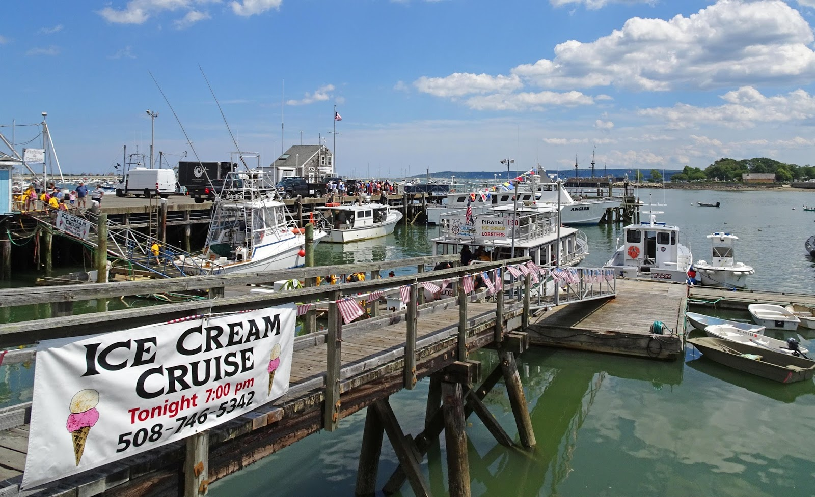 Joe S Retirement Blog Summer Plymouth Harbor Plymouth