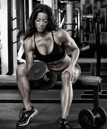Video Women Biceps And Triceps Workout
