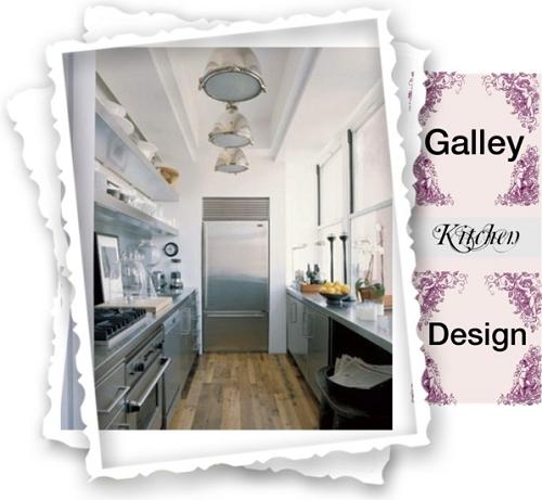 Simple Interior Concepts: Five Efficient Kitchen Layouts