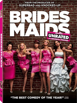 Bridesmaids+%25282011%2529+DVD Damas en Guerra (2011) Unrated Español Latino DVDRip