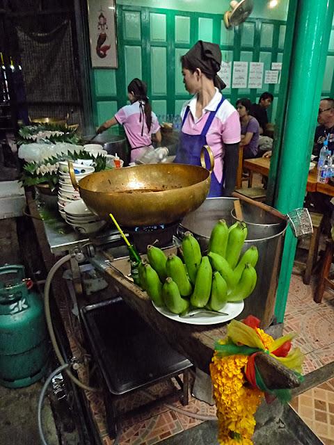 Restauracja w Tajlandii