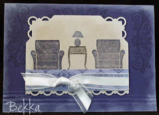 Stampin' Up! Little Additions New Home Card