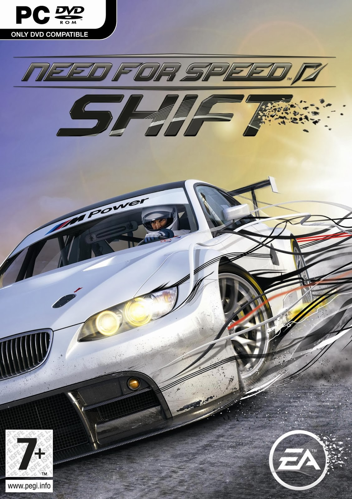Need For Speed Shift Cover, Banner, Wallpapers