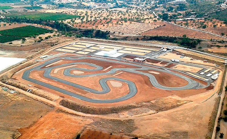 Circuito Karting : Benferri karting club quot abierto nuevo circuito