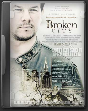 Broken City (BRRip HD Español Latino) (2013)