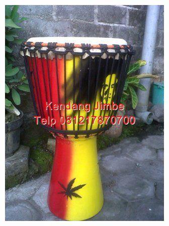 kendang djembe reggae