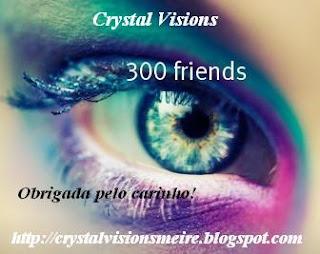 300 olhares cristalizados