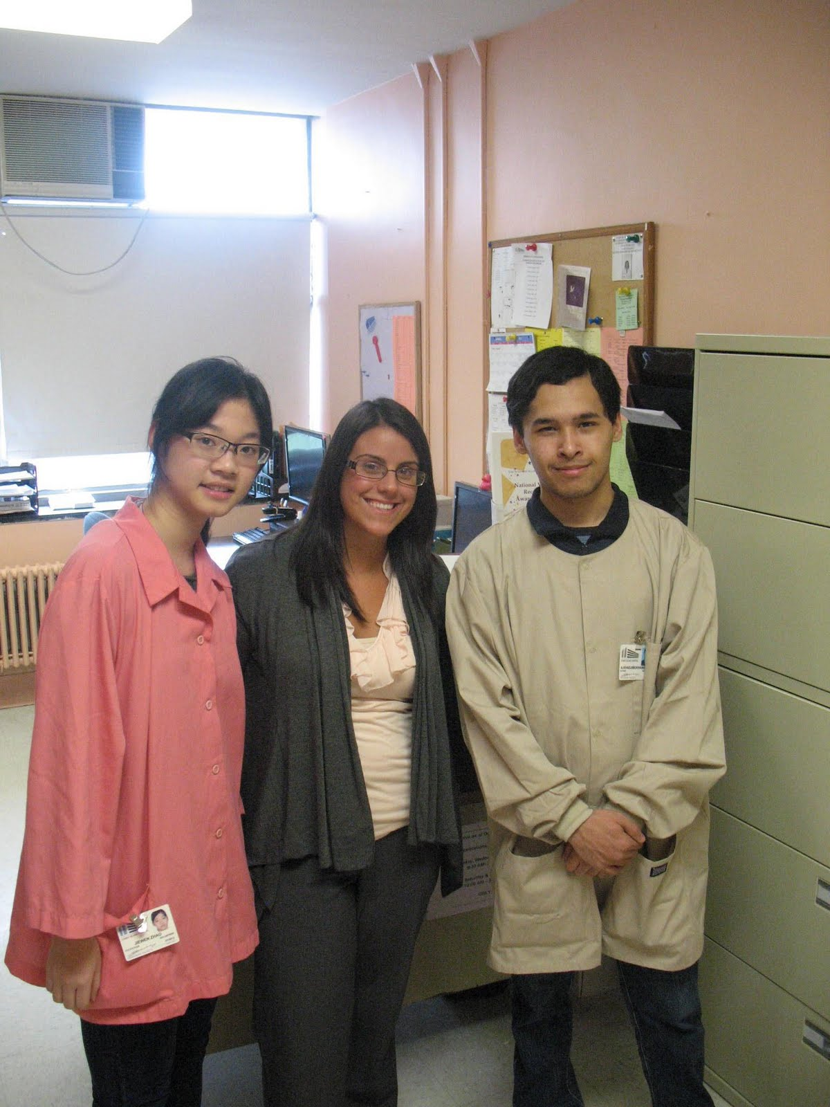 coney island hospital akmal khadjimukhamedov photo essay post 7 at this first two pictures shown volunteer department of coney island hospital at there you can see my mentor ms christina and my friend jiewen