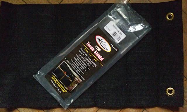 Огнеупорный коврик Pyro Torch Shield