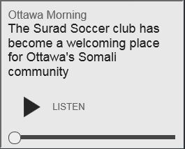 Featured CBC interview