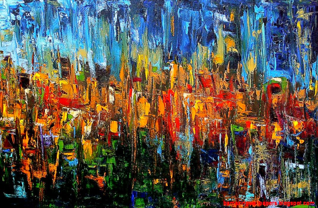 Acrylic Painting Ideas Beginners Abstract  dealne